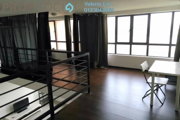 For Rent SoHo/Studio at Subang SoHo, Subang Jaya Freehold Fully Furnished 1R/1B 1.65k