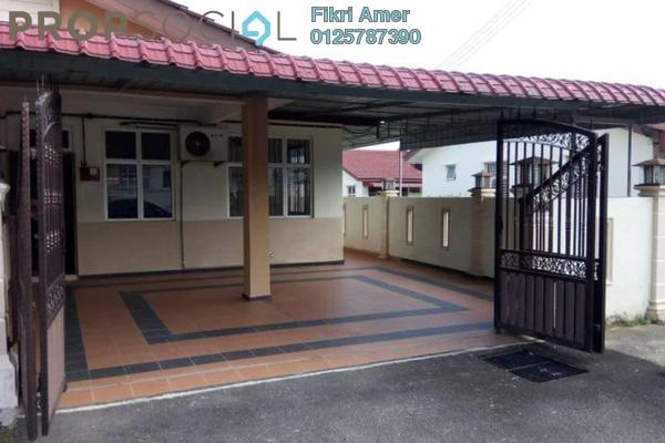 For Sale Terrace at Lavender Heights, Senawang Freehold Unfurnished 3R/3B 320k