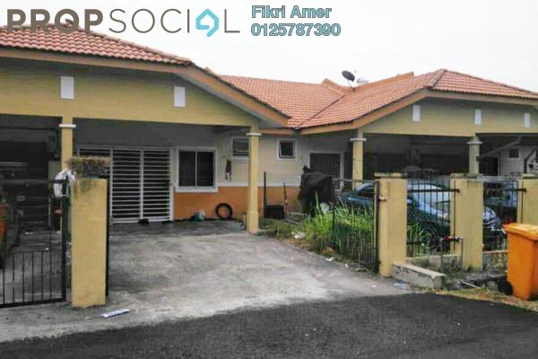 For Sale Terrace at Nusari Bayu, Bandar Sri Sendayan Freehold Unfurnished 3R/2B 230k