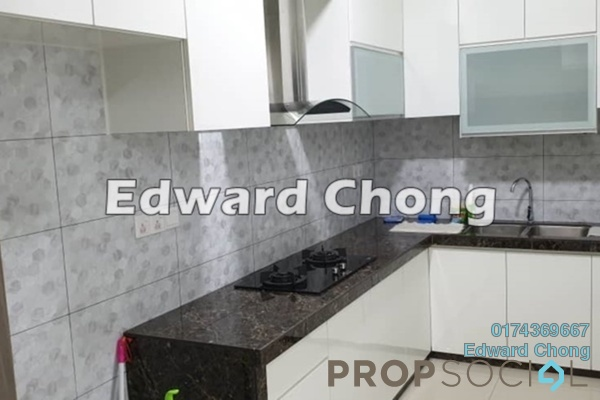 For Rent Condominium at Solaria Residences, Sungai Ara Freehold Unfurnished 3R/3B 1.3k