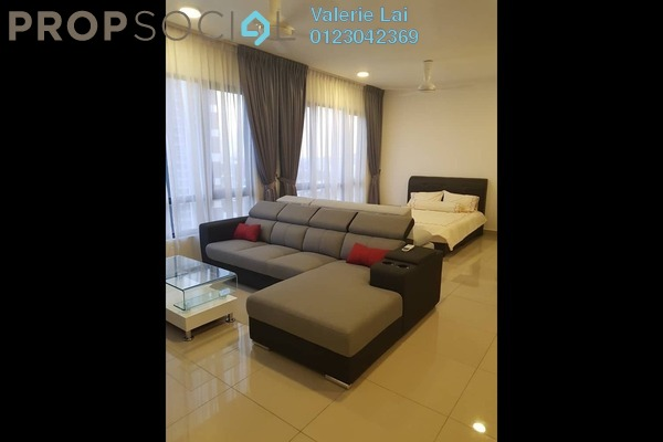 For Rent Serviced Residence at Paloma Serviced Residences, Subang Jaya Freehold Fully Furnished 1R/1B 1.95k
