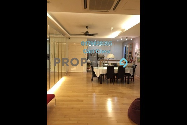 For Rent Condominium at Sterling, Kelana Jaya Freehold Fully Furnished 4R/3B 3.5k