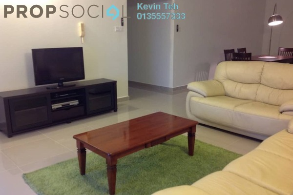 For Rent Condominium at Angkupuri, Mont Kiara Freehold Fully Furnished 4R/2B 3.5k