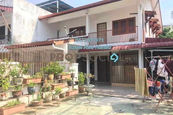 For Sale Terrace at Taman Dagang Jaya, Ampang Freehold Semi Furnished 5R/3B 620k