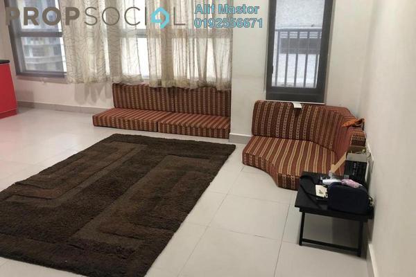 For Rent Duplex at NeoCyber, Cyberjaya Freehold Semi Furnished 1R/1B 1k