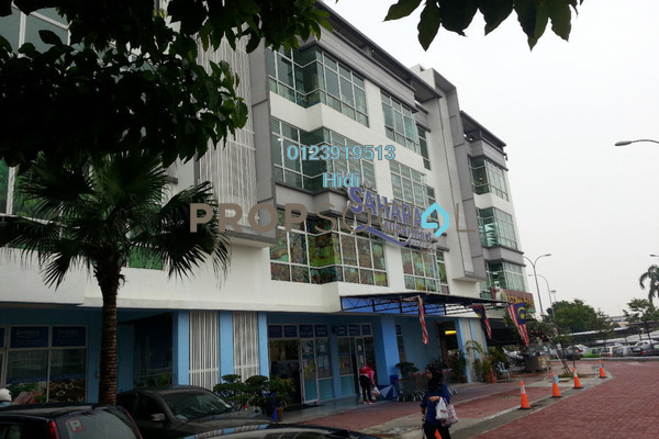 For Rent Shop at Amber Business Plaza 1, Ampang Freehold Unfurnished 0R/2B 5.5k