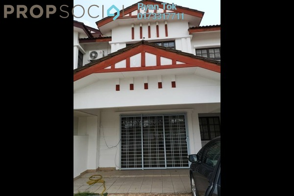 For Rent Terrace at Puteri 6, Bandar Puteri Puchong Freehold Unfurnished 4R/3B 2k