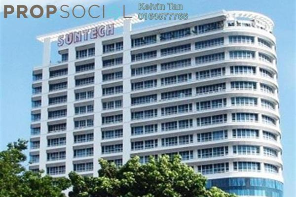 For Rent Office at Suntech, Bayan Baru Freehold Unfurnished 0R/0B 1.6k