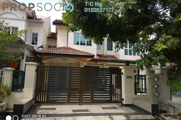 For Sale Terrace at Taman Wawasan, Pusat Bandar Puchong Freehold Semi Furnished 4R/3B 773k