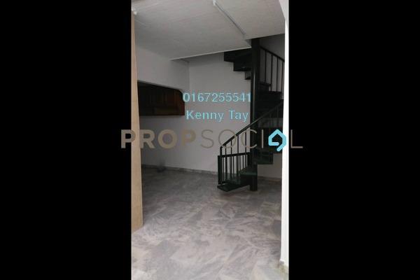 For Rent Terrace at Taman Desa Jaya, Kepong Freehold Semi Furnished 4R/2B 1.5k
