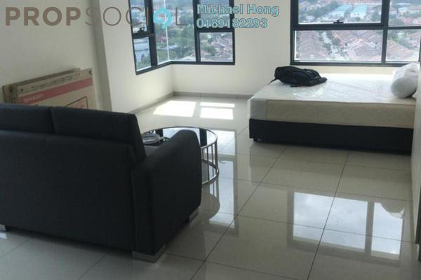 For Rent Serviced Residence at Cube @ One South, Seri Kembangan Freehold Fully Furnished 1R/1B 1.5k