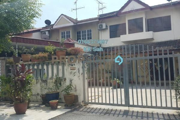 For Sale Superlink at Taman Menara Maju, Klang Freehold Unfurnished 4R/2B 388k