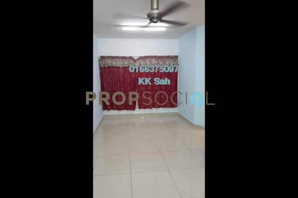 For Rent Apartment at Angsana Apartment, Bandar Mahkota Cheras Freehold Semi Furnished 3R/2B 850translationmissing:en.pricing.unit