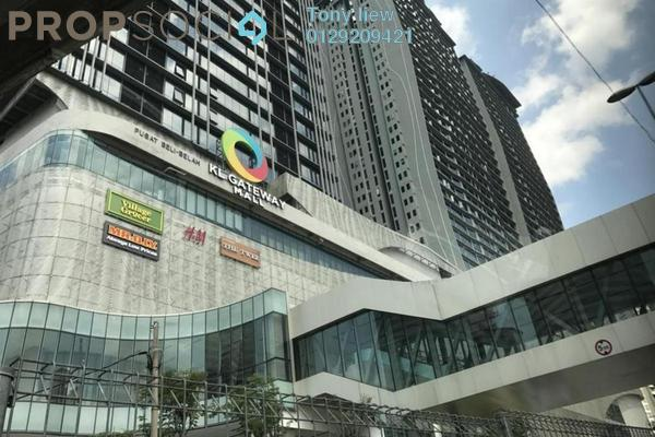 For Rent Shop at KL Gateway, Bangsar South Freehold Unfurnished 0R/0B 5k