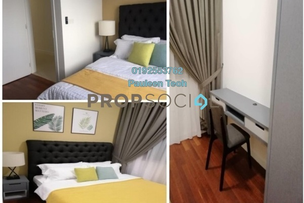 For Rent Condominium at Pavilion Hilltop, Mont Kiara Freehold Fully Furnished 3R/2B 4.6k