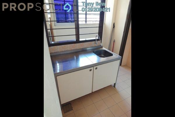 For Rent Apartment at Permai Puteri, Ampang Freehold Semi Furnished 3R/2B 1.3k