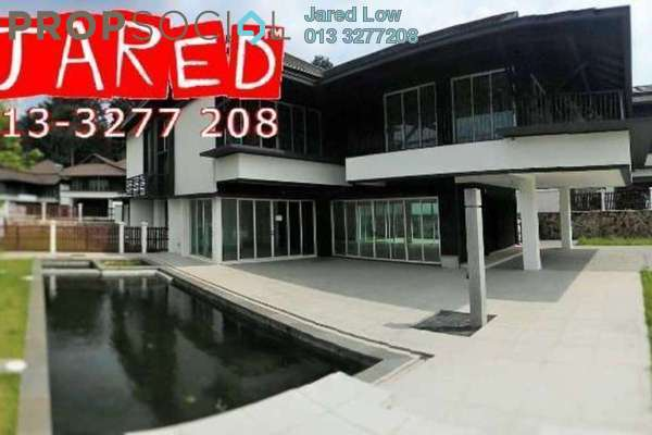 For Sale Bungalow at Setia Eco Park, Setia Alam Freehold Unfurnished 5R/6B 6.2m