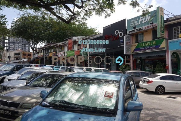 For Rent Shop at Desa Setapak, Setapak Freehold Unfurnished 0R/0B 3k
