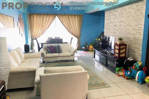 For Sale Condominium at Villa Wangsamas, Wangsa Maju Freehold Semi Furnished 4R/3B 495k