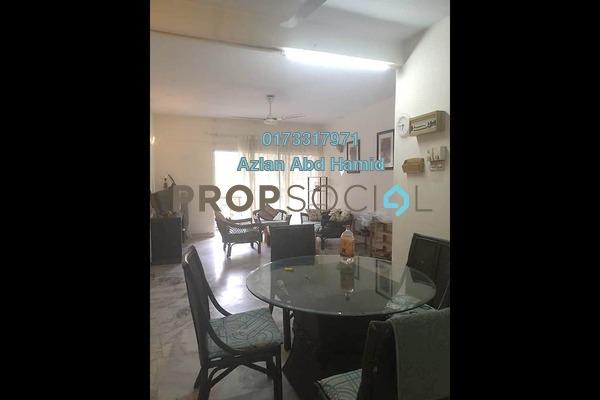 For Sale Apartment at Putra Apartment, Setiawangsa Freehold Semi Furnished 3R/2B 425k
