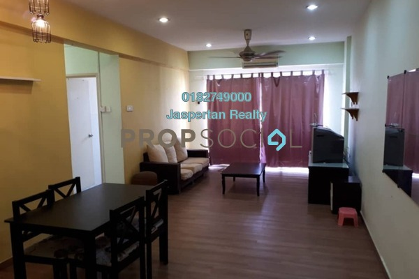 For Rent Condominium at Jalil Damai, Bukit Jalil Freehold Fully Furnished 3R/2B 1.15k