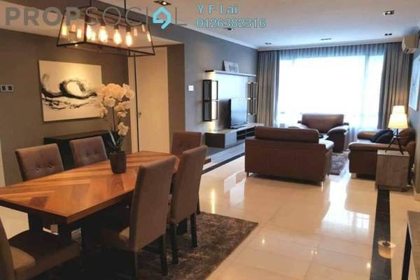 For Rent Condominium at 202 Desa Cahaya, Ampang Hilir Freehold Fully Furnished 3R/4B 3.8k