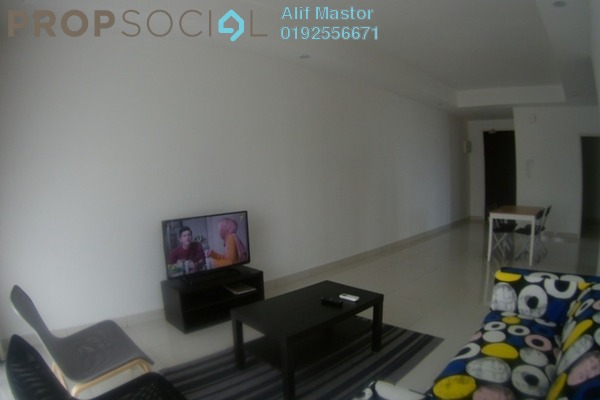 For Rent Condominium at The Court, Sungai Besi Freehold Fully Furnished 3R/2B 1.7k
