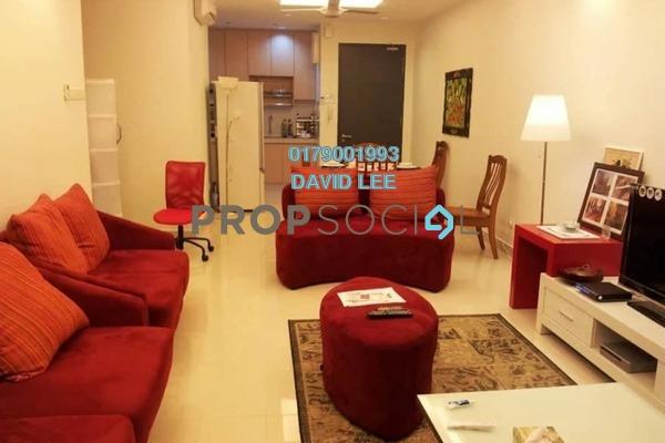 For Sale Condominium at Zenith Residences, Kelana Jaya Freehold Fully Furnished 3R/2B 550k