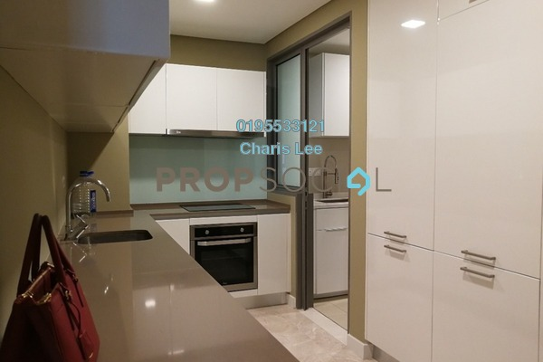 For Rent Serviced Residence at The Sentral Residences, KL Sentral Freehold Fully Furnished 2R/3B 5.3k