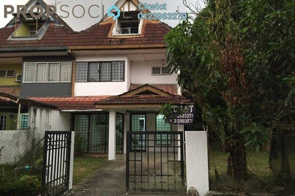 For Rent Terrace at Taman Bukit Mulia, Bukit Antarabangsa Freehold Unfurnished 3R/3B 2.48k