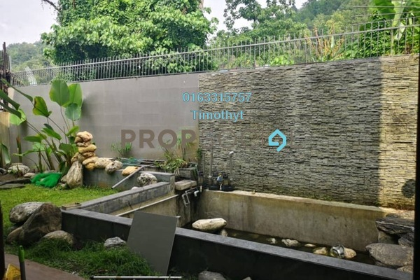For Rent Bungalow at Taman Sri Ukay, Ukay Freehold Semi Furnished 6R/7B 13k
