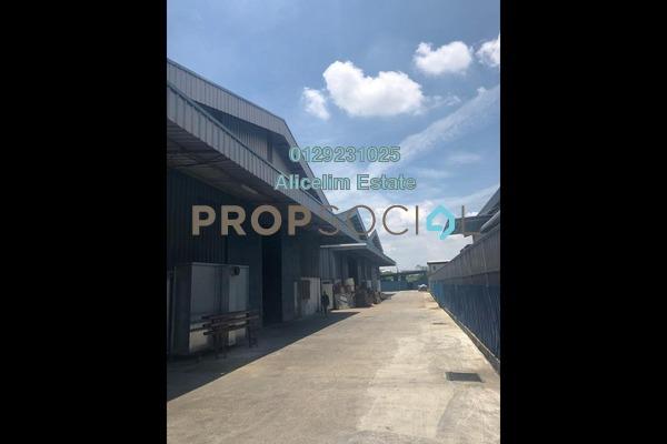 For Rent Factory at Kawasan Perindustrian Kundang, Rawang Freehold Semi Furnished 0R/10B 90k