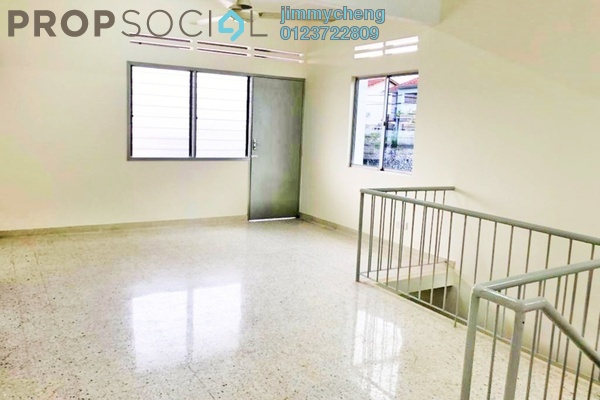For Rent Townhouse at Taman Paramount, Petaling Jaya Freehold Semi Furnished 3R/1B 1.8k
