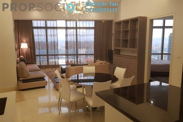 For Rent Serviced Residence at Banyan Tree, KLCC Freehold Fully Furnished 1R/2B 8.5k