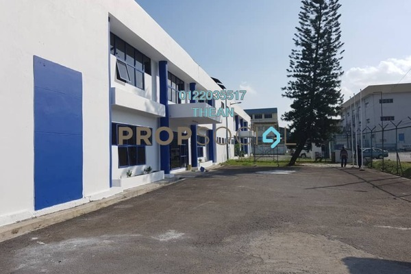 For Rent Factory at Cheras Jaya Industrial Park, Balakong Freehold Unfurnished 0R/2B 22.4k
