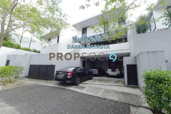 For Sale Superlink at 20trees, Melawati Freehold Semi Furnished 5R/6B 2.2m