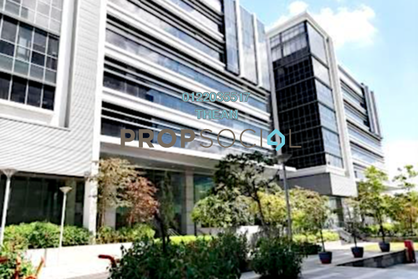 For Sale Office at PJ City, Petaling Jaya Leasehold Unfurnished 0R/6B 76m