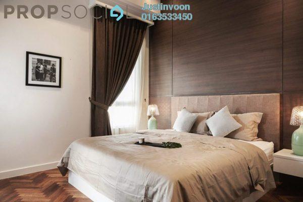 For Sale Condominium at Nadayu 801, Subang Freehold Semi Furnished 3R/4B 569k