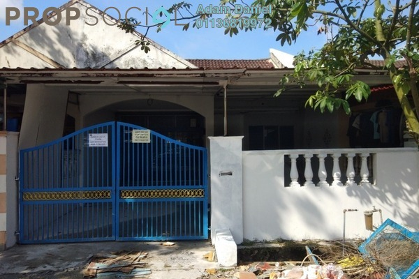 For Sale Terrace at Taman Desa Skudai, Skudai Freehold Unfurnished 3R/2B 350k