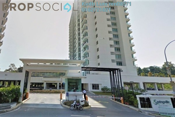 For Sale Condominium at Springville Residence, Equine Park Freehold Unfurnished 3R/2B 480k