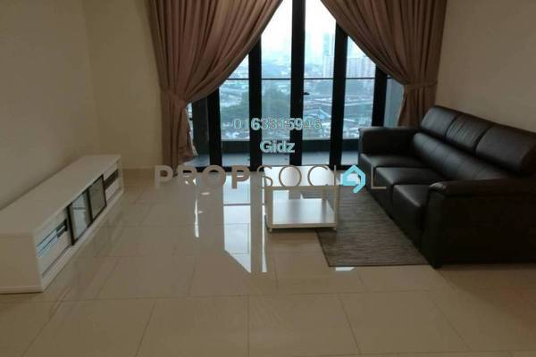 For Sale Condominium at The Reach @ Titiwangsa, Setapak Freehold Fully Furnished 3R/3B 1m