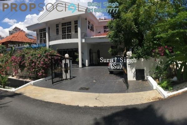 For Rent Bungalow at Section 17, Petaling Jaya Freehold Fully Furnished 9R/5B 12k