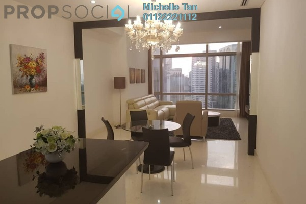 For Sale Serviced Residence at Banyan Tree, KLCC Freehold Fully Furnished 1R/2B 2.39m