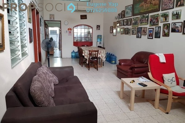 For Sale Terrace at Taman Kuchai, Old Klang Road Freehold Unfurnished 4R/1B 630k