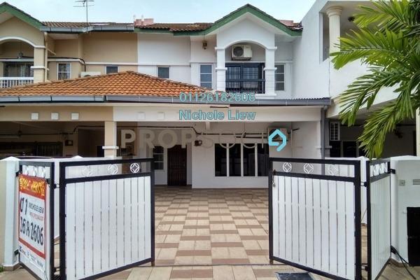 For Rent Superlink at Bandar Puteri Klang, Klang Freehold Fully Furnished 4R/3B 1.6k