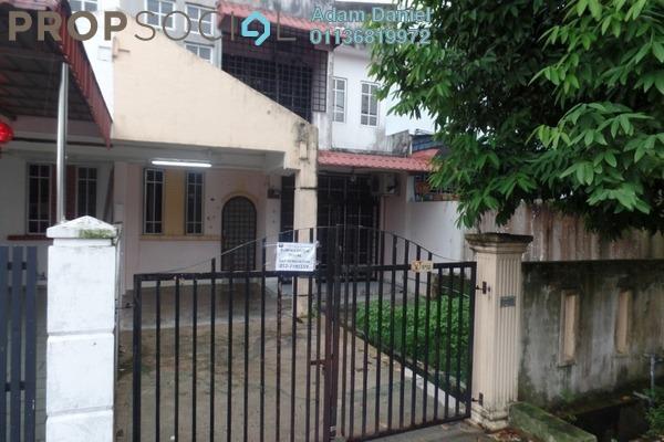 For Sale Terrace at Taman Skudai Baru, Skudai Freehold Unfurnished 4R/3B 420k