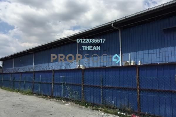 For Sale Factory at Bukit Kemuning Industrial Park, Kota Kemuning Freehold Unfurnished 0R/0B 8.4m