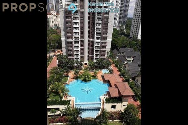 For Rent Condominium at Almaspuri, Mont Kiara Freehold Fully Furnished 4R/3B 3.6k