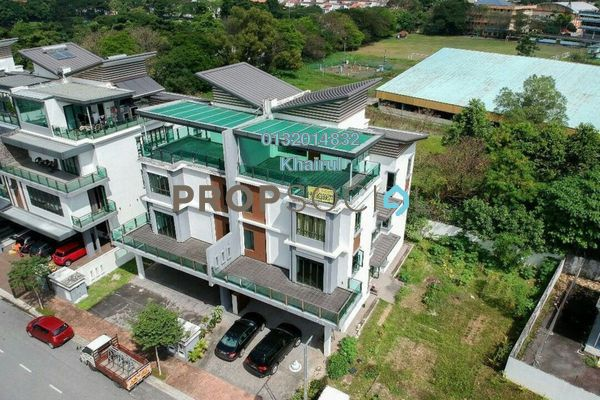 For Sale Semi-Detached at Duta Suria, Ampang Freehold Semi Furnished 8R/8B 3.8m