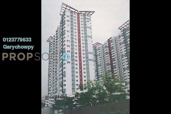 For Sale Condominium at Koi Kinrara, Bandar Puchong Jaya Freehold Semi Furnished 3R/2B 414k